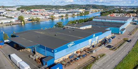 The nine properties in the portfolio are located in Gothenburg, Lysekil, Stenungsund, Varberg, Hässleholm and Åstorp.