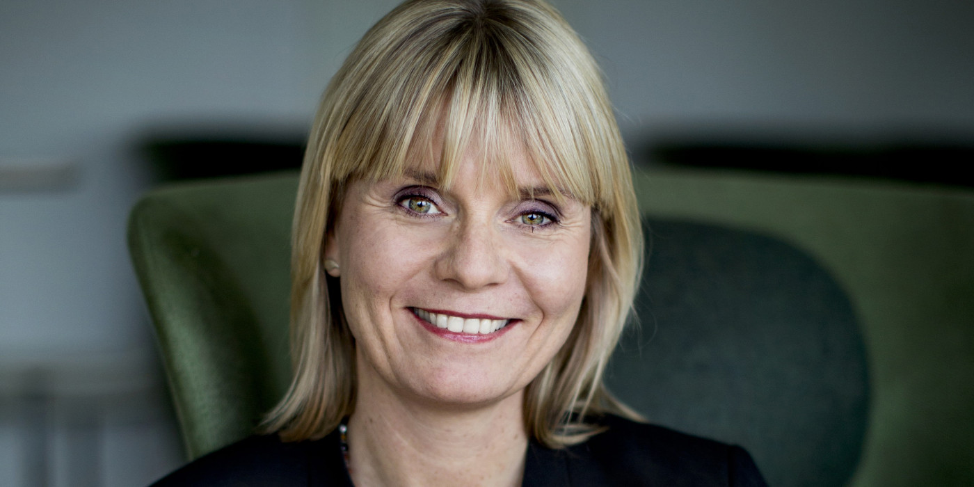 Åsa Bergman, CEO of Sweco.