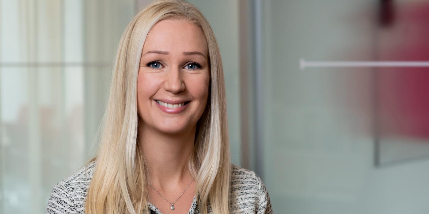 Kristin Willerström, Regional Director, Nordics at Pembroke.