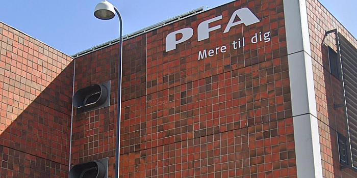 PFA HQ in Copenhagen.