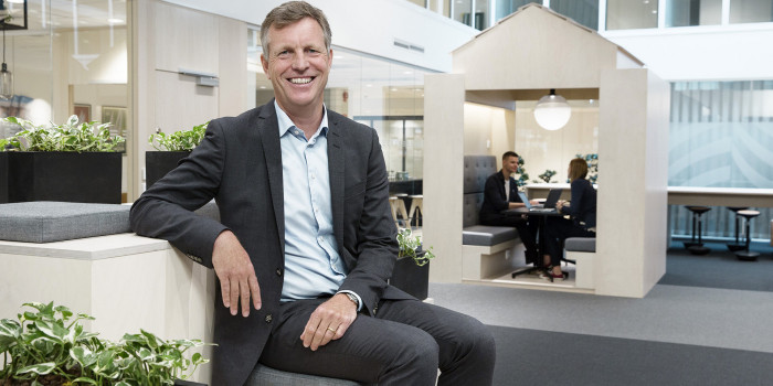 Castellum's CEO Henrik Saxborn opens up on the Finnish operations, since the establishment two years ago.
