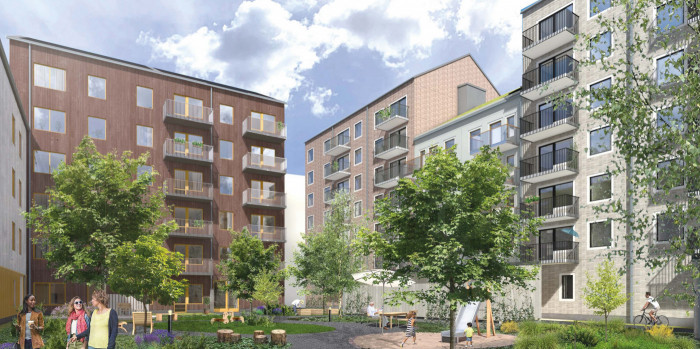 K2A acquires from Midroc, in Uppsala.