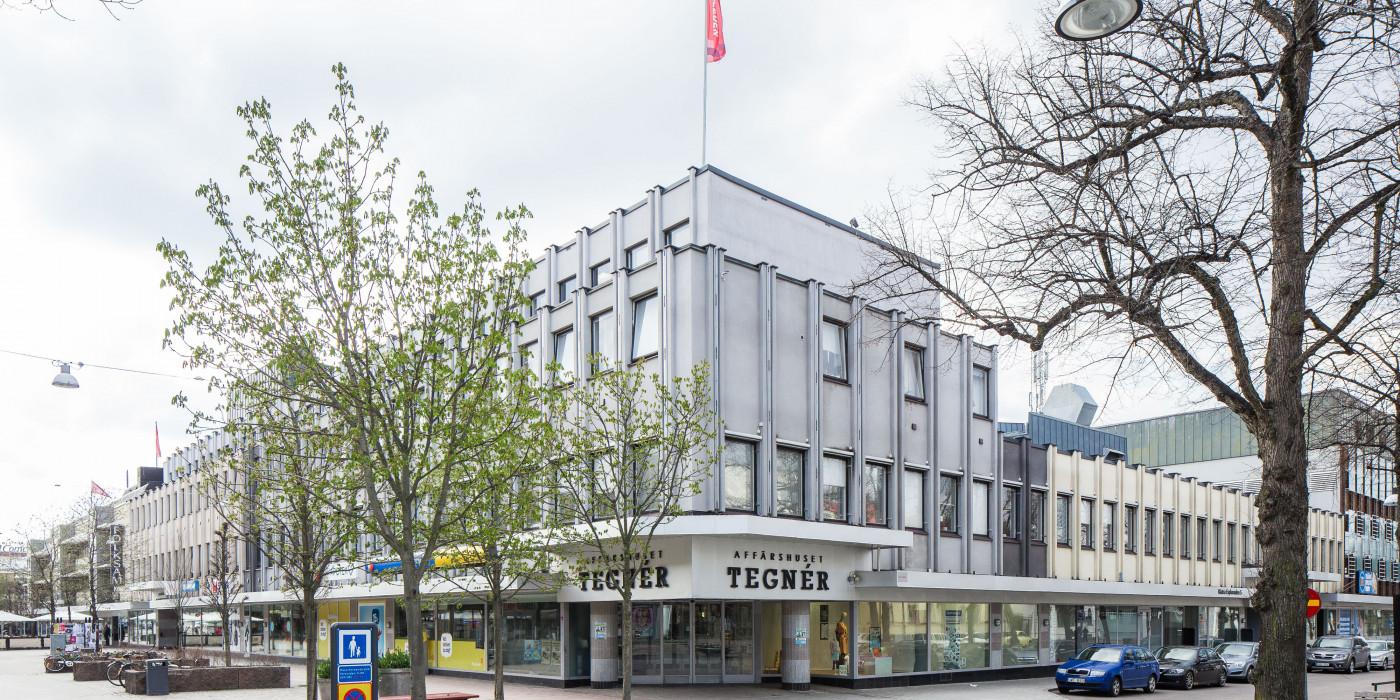 Tegnérgatan 8, Växjö.
