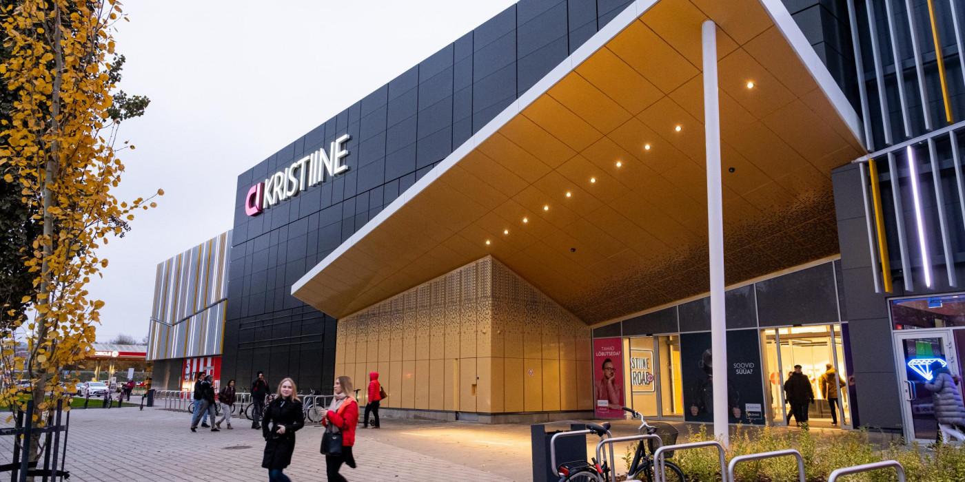 Kristiine Centre.
