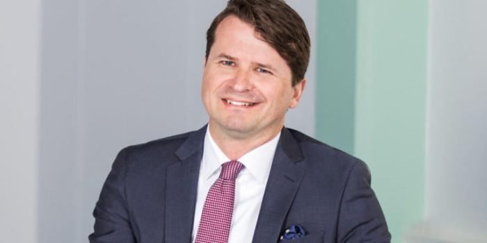 Ole-Christian Hallerud, Deputy CEO of Olav Thon Gruppe.
