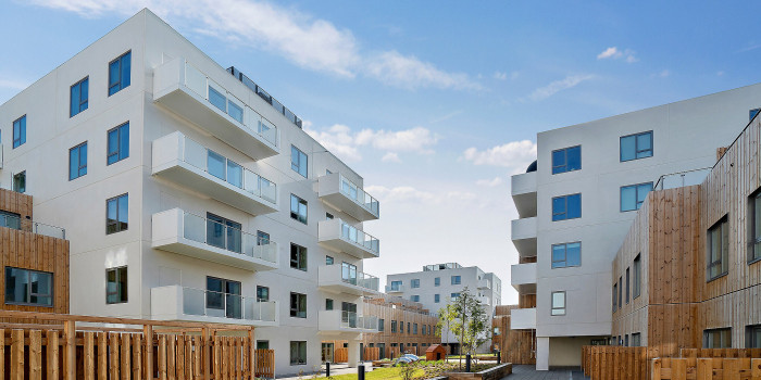 The deal is the largest in the residential segment in Denmark this year. The value is app. DKK 2 billion.