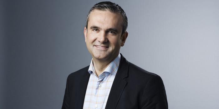 Johan Skoglund, CEO of JM.