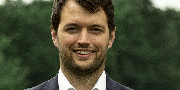 Christian Fladeland, co-CIO of Heimstaden.