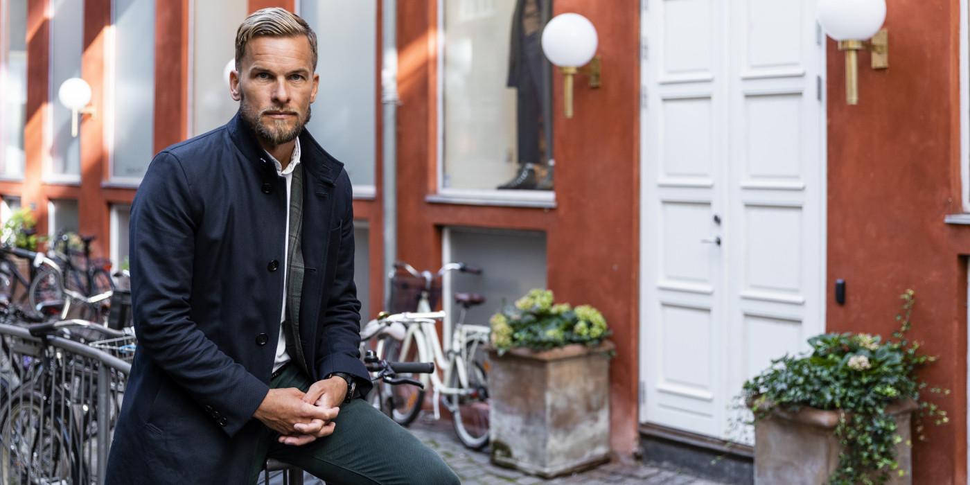 Jacob Smergel-Krog, CEO of Rubik Properties.