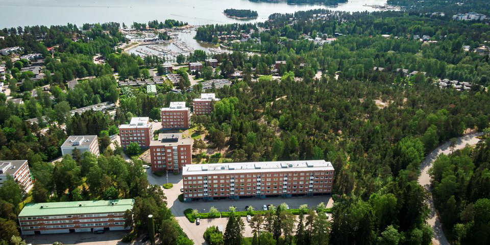 A property fund advised by Morgan Stanley Real Estate Investing (MSREI) has made a new acquisition in Haukilahti, Espoo.
