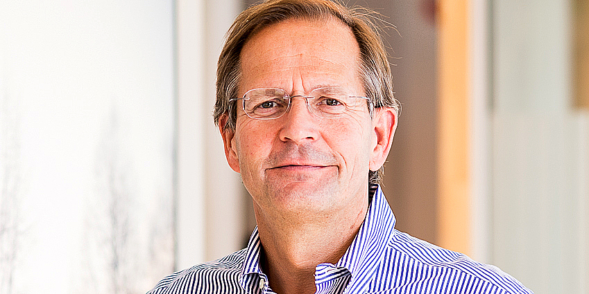 Peder Chr. Løvenskiold, CEO Anthon B Nilsen.