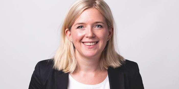 Amanda Welander, Head of Research Sweden/Nordics at CBRE.