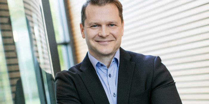 Antti Aarnio, Acting CEO of Sato.