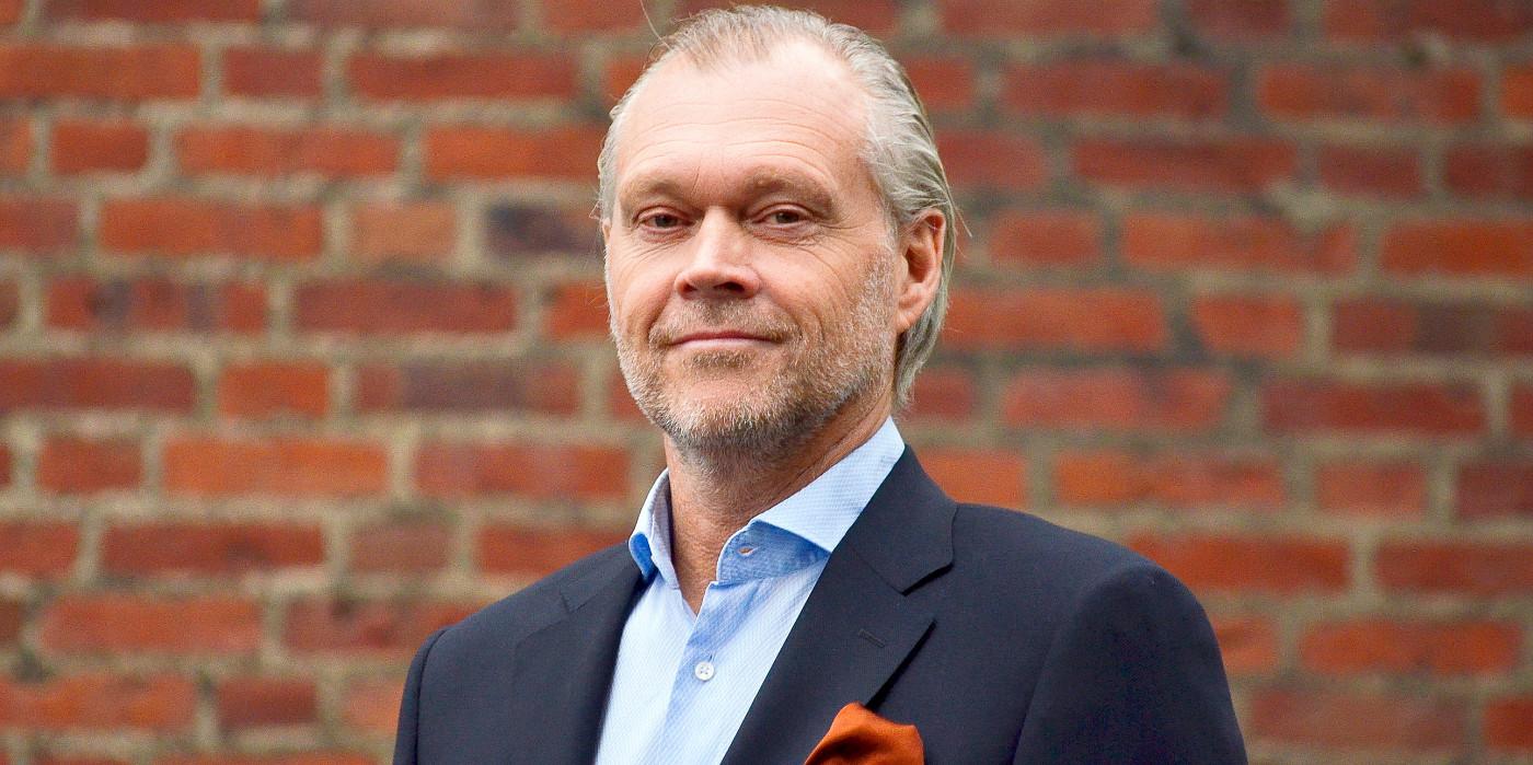 Mattias Wilson, CEO of Wilfast.