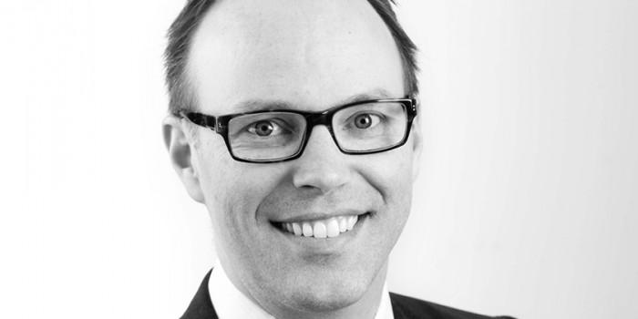 Sigurd Stray, Deputy CEO of Eiendomsspar.