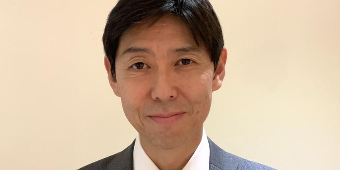 Yuichiro Shioda, Managing Director and CEO of Mitsubishi Estate London.