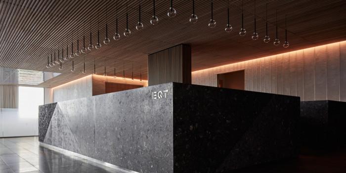 EQT HQ in Stockholm