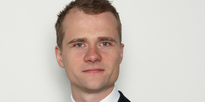 Anders Østergaard Hansen, Head of Office investments at NREP.