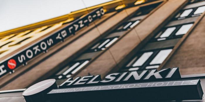 Original Sokos Hotel Helsinki.