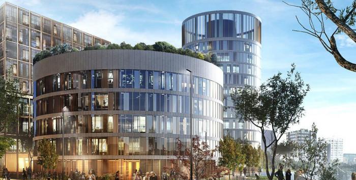 A joint venture between Danica Pension and DSB Ejendomme has been established, in Copenhagen.