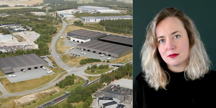 A Stockholm logistics area, and Eva van der Pluijm-Kok, Director Research & Strategy at Prologis.