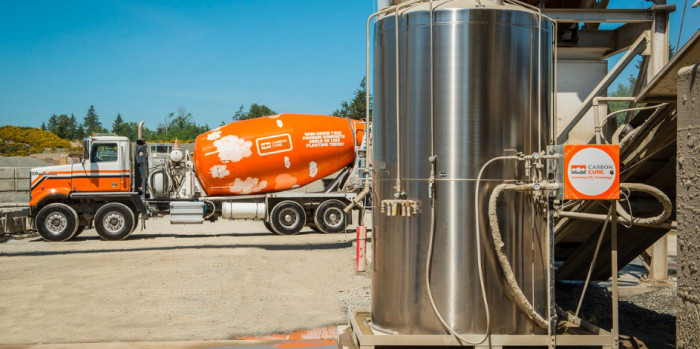 2150's first investment: CarbonCure, a fast-growing, clean tech company, with a technology that enables concrete producers to use captured CO2 to produce reliable, low-carbon concrete.