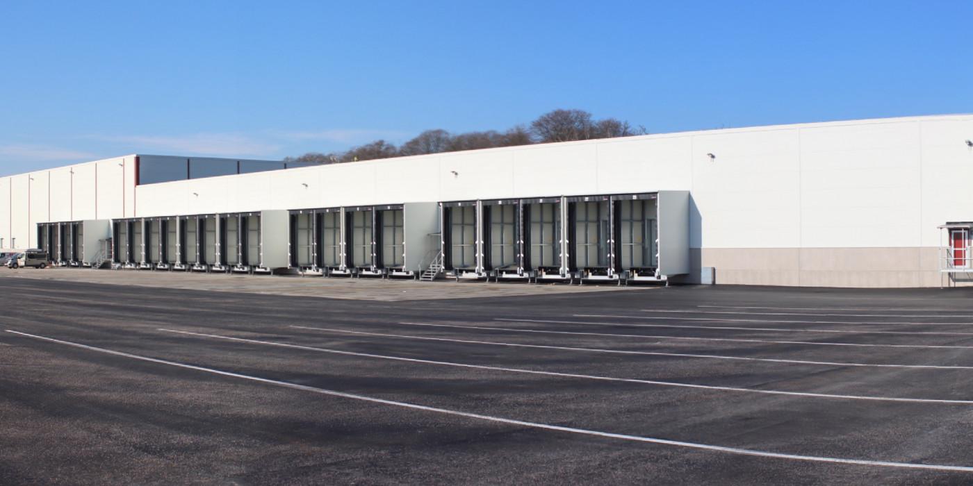 Skanska divests logistics property to NRP.