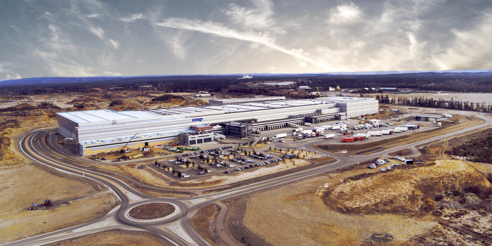 NREP's new fund has acquired an 84,000 sqm fully automated logistics property right besides Oslo Airport. Long-term tenant is Norwegian retailer Coop.