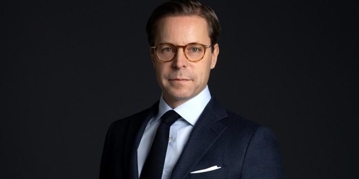 Johan Knaust, CEO of K2A.