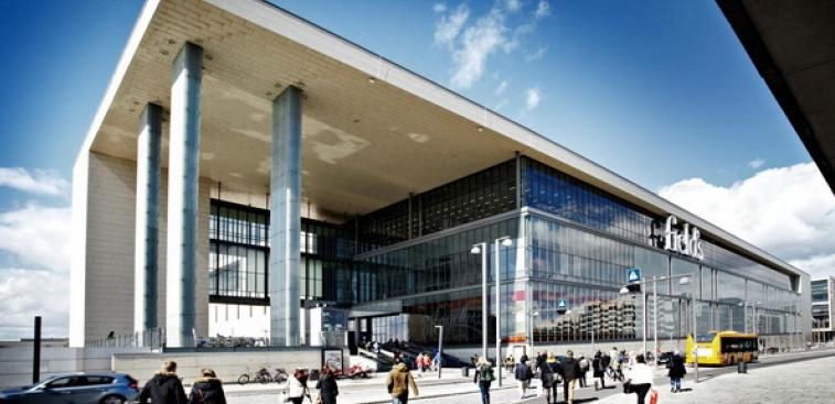 Field´s has the largest turnover of the Danish shopping centres.
