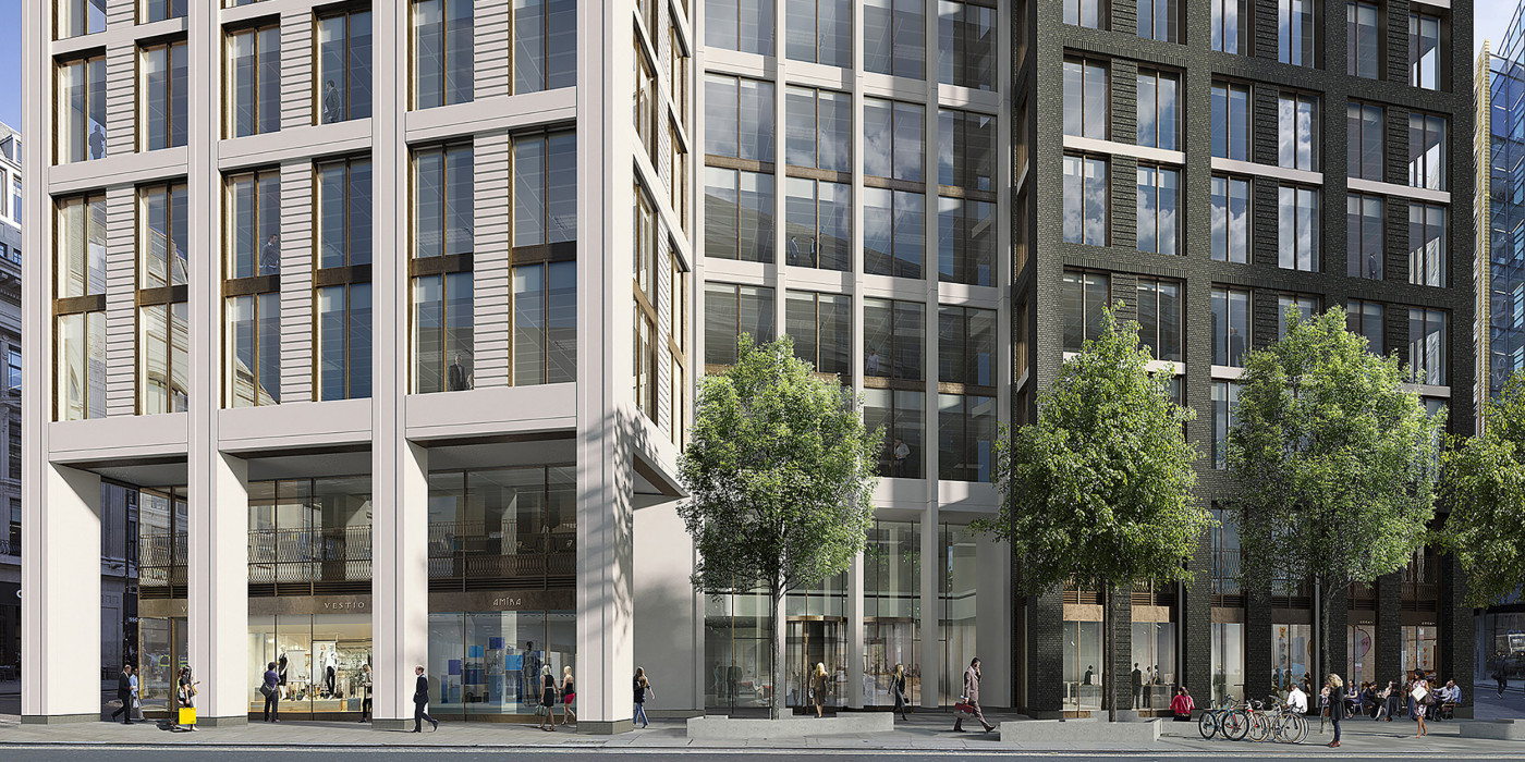 The Earnshaw Building in London.