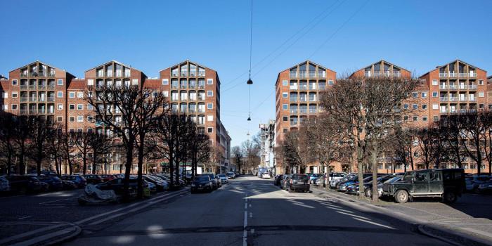 The Swedish investor purchases in Copenhagen.