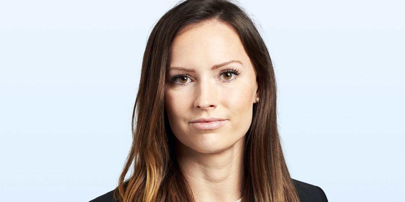 Sofia Folstad.