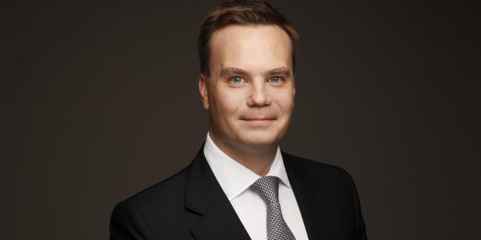 Arvi Luoma, CEO of Blackbrook Capital.