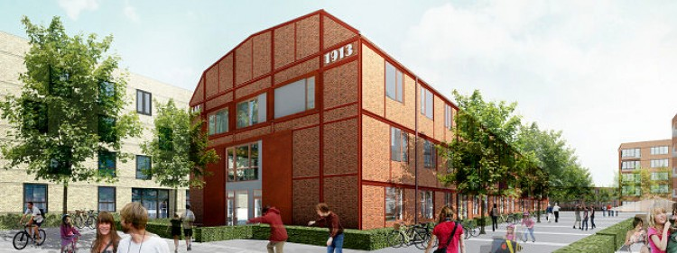 Europa Capital acquires apartments in Valby Maskinfabrik.