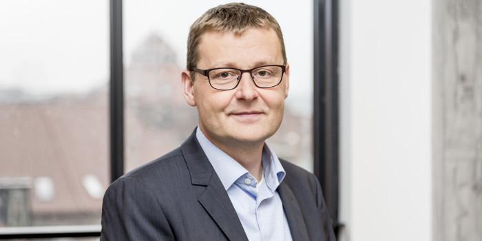 Deputy Director of Danish Building and Property Agency, Kristian Lyk-Jensen.