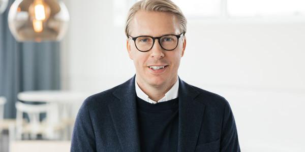 Jacob Fyrberg, CEO of Emilshus.
