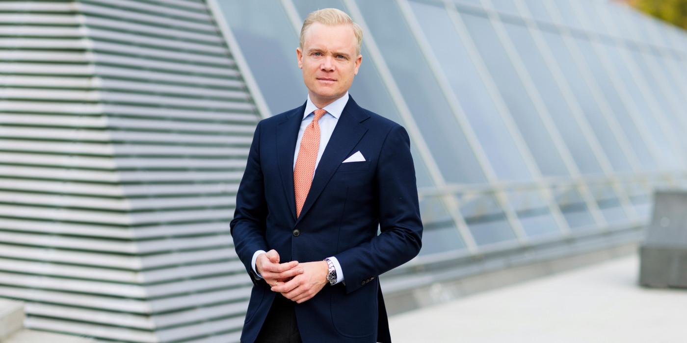 Jens Petter Hagen.