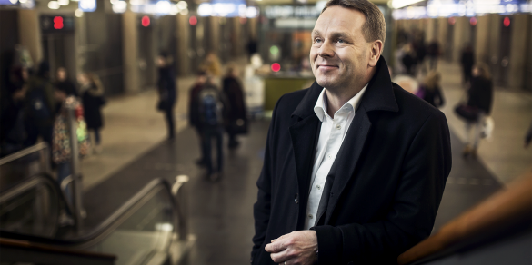 Jan Vapaavuori will step down as Mayor of Helsinki. Today NREP has surprisingly announced that they have recruited him.