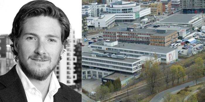 Håkon Heiberg Styrvoldshares his insight in the major deal.