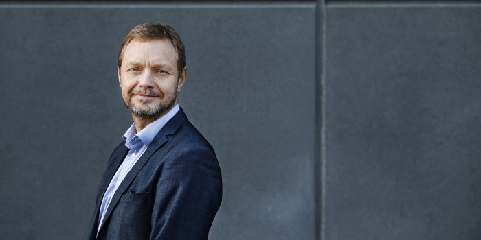 Peter Olsson, CEO of AP Ejendomme.
