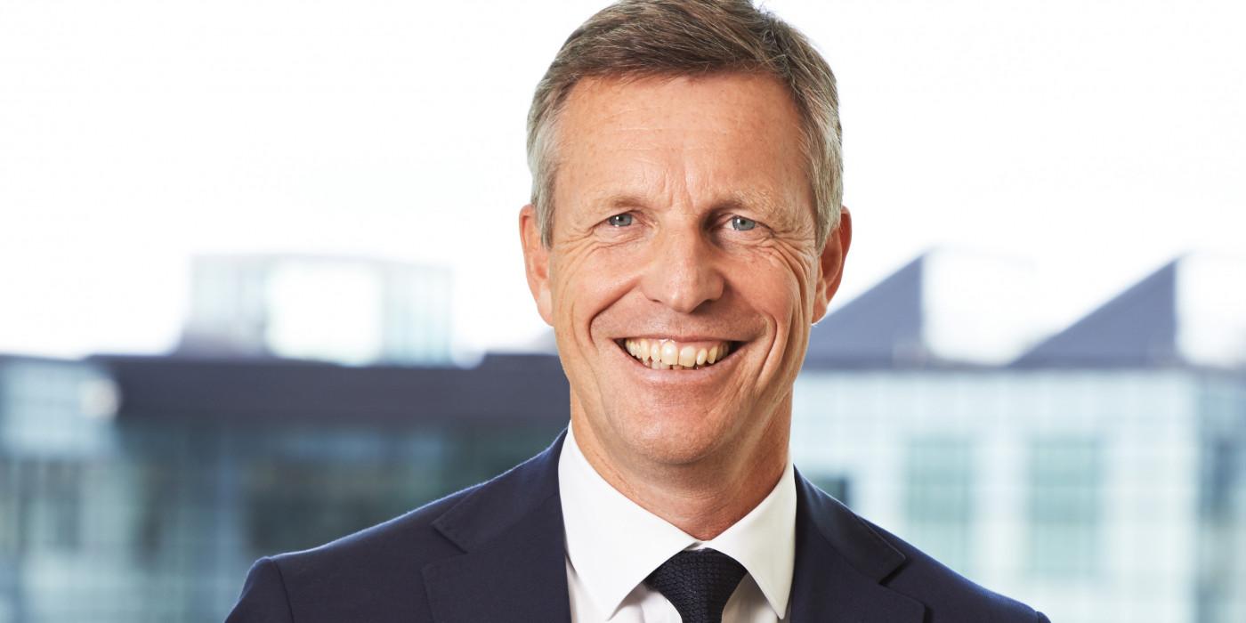 Henrik Saxborn, CEO of Castellum.