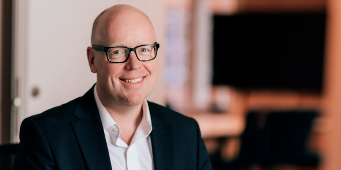 Niko Pulli, CEO of Technopolis.