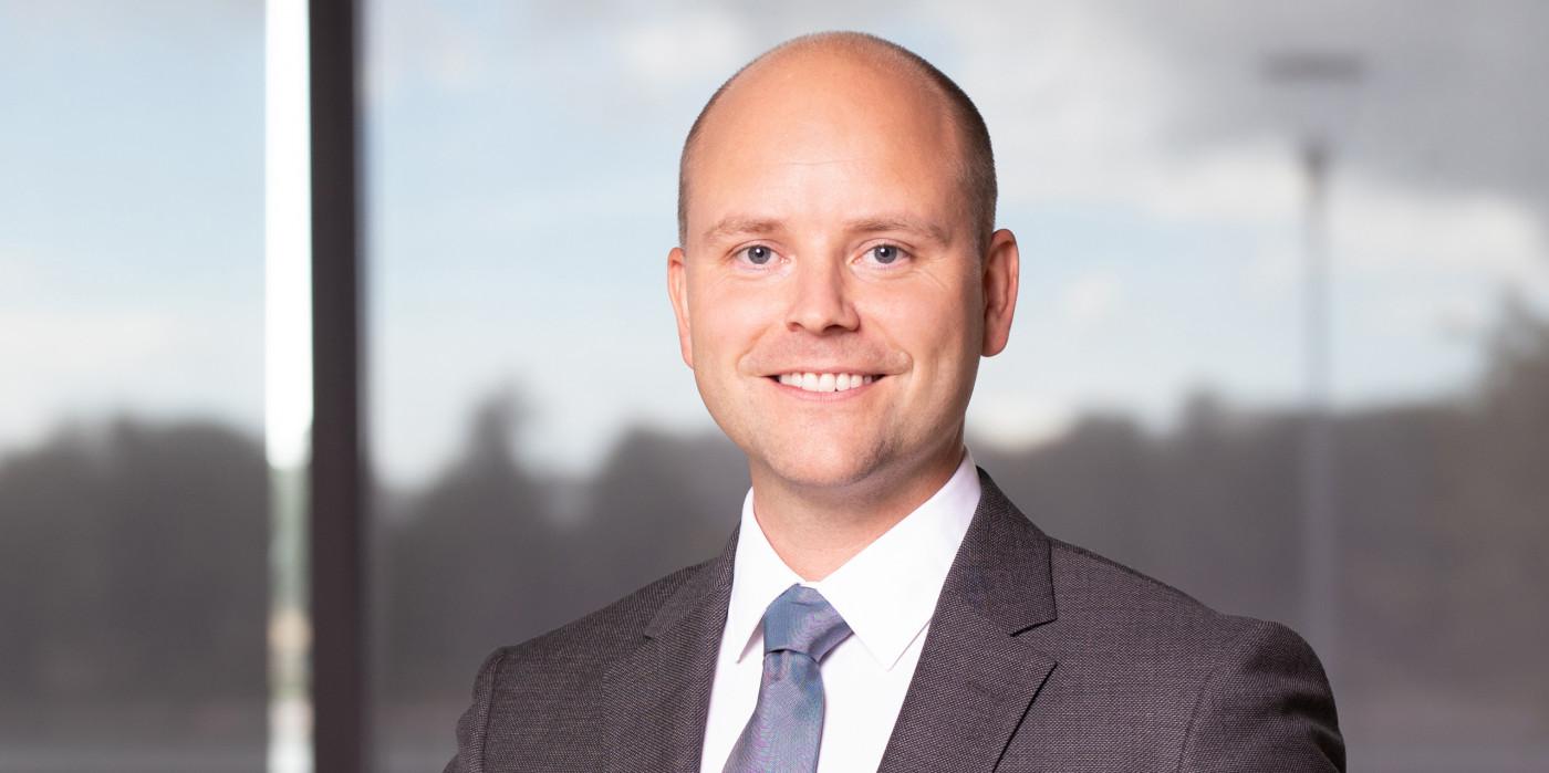 Jan Olin, CEO of VVT.
