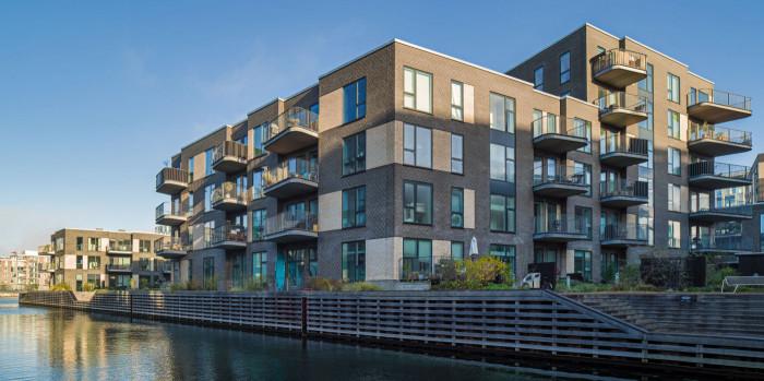 CBRE GI acquires residential in Nordhavn, Copenhagen.