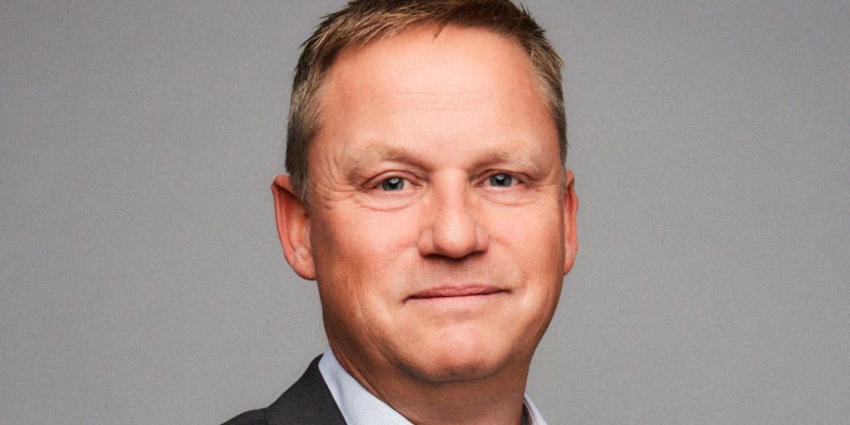 Petter Nylend, CEO of Akershus Eiendom.