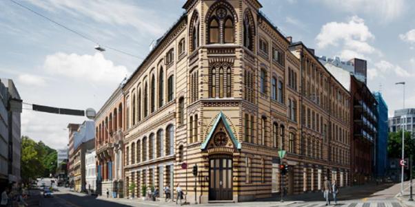 Capman sells office property in Oslo.