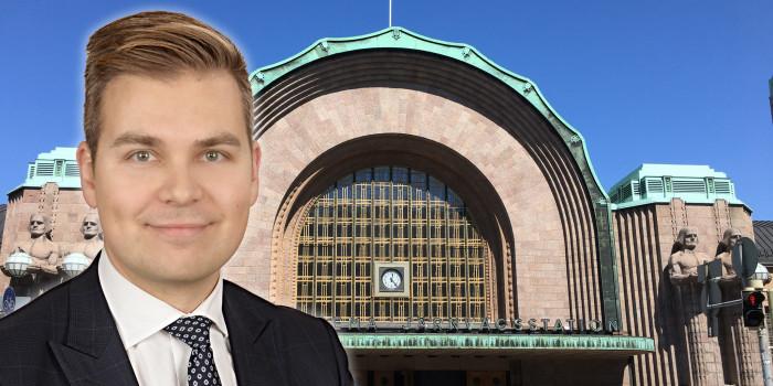 Henrik Calton. The image is a montage.