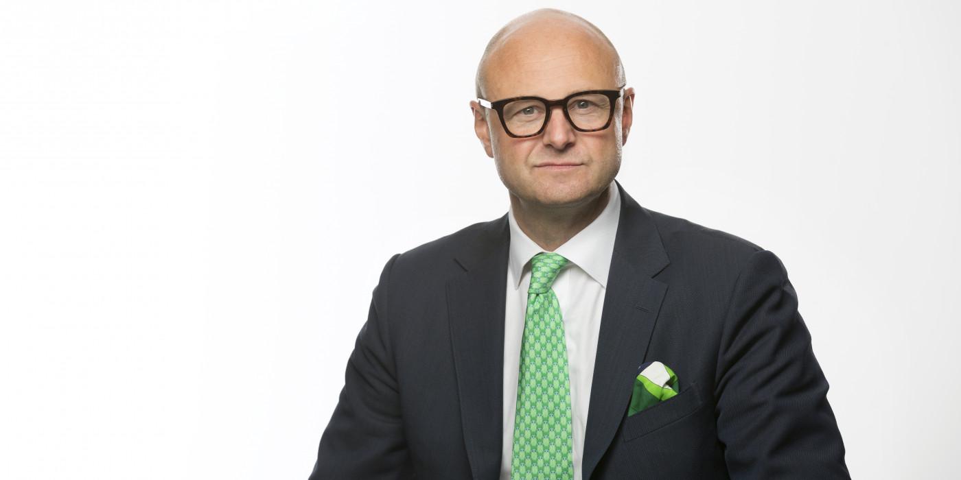 David Dahlgren, CEO of Gladsheim.