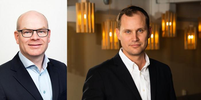 Johan Ljungberg and Per Nilsson.
